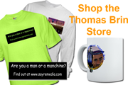 Shop the official Thomas Brin Store